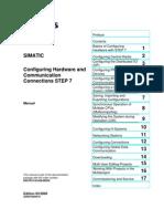 PLC siemens S7 Configuration HW