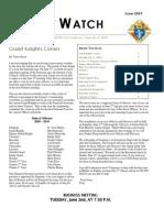 June 09 K of C Newsletter