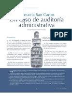 1Caso de auditoría Administrativa