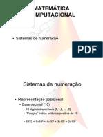 1.1-Sistema de Numera