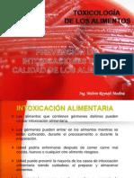 9° Capitulo TX_Prevención de Intoxicaciones por consumo de alimentos