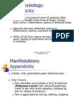 Appendicitis[11(1)