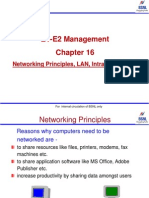 Chapter16. Networking Principles