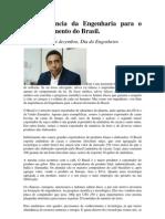 A+importância+da+Engenharia+para+o+desenvolvimento+do+Brasil