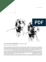 I. Martínez de Albéniz - La cocina de la identidad