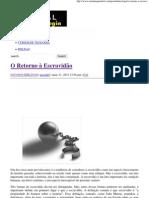 O Retorno à Escravidão _ Portal da Teologia.pdf