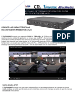 Dvr 8 Canales Cpcam Cpd535zd