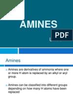 CHY2023 Unit 9 - Amines