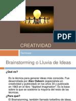 Tecnicas de Creatividad