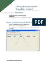 Manual de cómo Actualizar nuestro Nod32 sin Conexión a internet