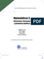 Texto Matematicas 3 - 2013