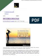 DEVERES DOS PAIS _ Portal da Teologia.pdf