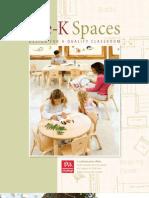 Pre-K Spaces
