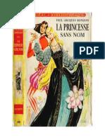 Bonzon P-J La Princesse Sans Nom 1958