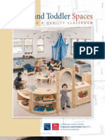 Infant and Toddlers Spaces