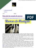 Deus não faz acepção de pessoas _ Portal da Teologia.pdf