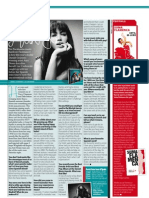 Aura Dione interview in European Vibe