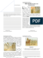 Breve Historia de Roma Para Principiantes