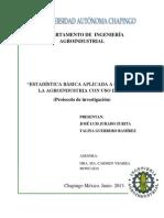 DEPARTAMENTO DE  INGENIERÍA AGROINDUSTRIAL