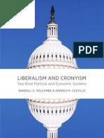 Liberalism and Cronyism