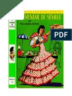 Bonzon P-J L'Evantail de Séville 1966