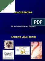 Stenoza Aortica a 03.2012