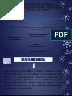 Presentacion Marielpi Chacin Pasantias