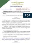Lei de Zoneamento Ambiental (ZEE)