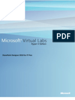Share Point Designer for It Pros