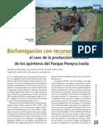 Control Nematodos Por Biofumigacion
