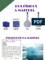 Laboratorio de Quimica-estados de La Materia