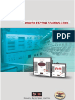 Bch Automatic Power Factor Control Relays