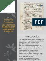 Iconografia Dragao Serpente Silvanaborges