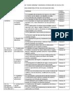 cronograma asignatura estatal 1° agosto-13 EL BUENO