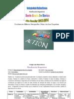 PLANIFICACIÓN DIAGNÓSTICA DE AGOSTO