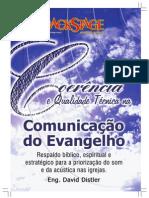 Apostila - Coerência e Qualidade Técnica na Comunicação do Evangelho