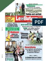 LE BUTEUR PDF du 29/05/2009