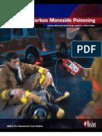 Detecting Carbon Monoxide Poisoning