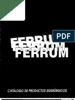 Catálogo Ferrum