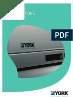 YORK Produtos Minisplits