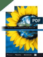 Reporte Ejecutivo Emprendedores