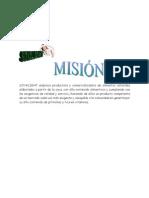 Mision de La Empresa Soyalight[1]