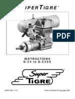 Super Tigre Manual