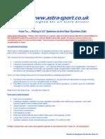 Opel Astra F Wiring Diagram - Astra wiring diagram pdf