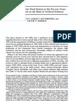 Vítimas do sistema penal soviético nos anos pré-guerra; uma primeira abordagem com base na evidência de arquivo