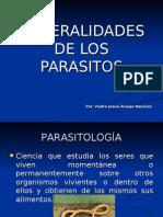 General Ida Des de Los Parasitos -> Futura Médica