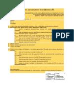 Complemento Guía para examen final Química III