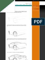 AliasDesign -- Sketching a Car in 12 Steps