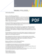 Development Policies