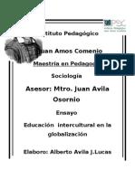 Ensayo Educación intercultural en la Globalizacion.doc